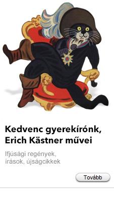 Kedvenc gyerekírónk, Erich Kästner művei