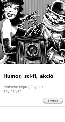 Humor, sci-fi, akció