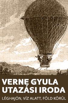 Verne Gyula utazási iroda