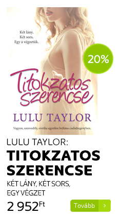 Lulu Taylor: Titokzatos szerencse