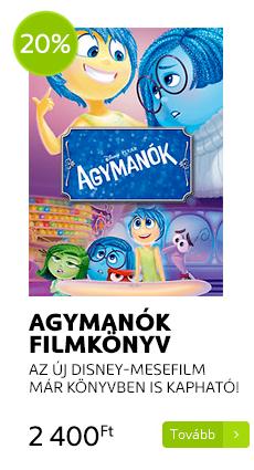 Agymanók filmkönyv