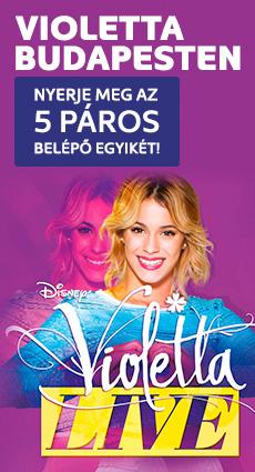 Violetta Budapesten