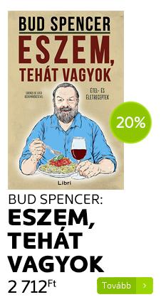 Bud Spencer: Eszem, tehát vagyok
