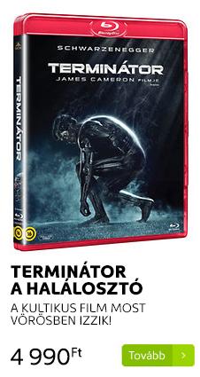 Terminátor - A halálosztó