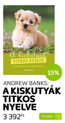 Andrew Banks: A kiskutyák titkos nyelve