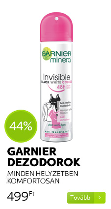 Garnier dezodorok