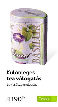 Különleges tea válogatás Egy csésze melegség