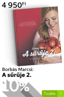 Borbás Marcsi: A sűrűje 2.