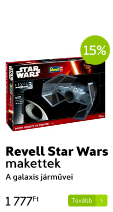 Revell Star Wars makettek