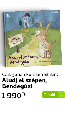 Carl-Johan Forssén Ehrlin: Aludj el szépen, Bendegúz!