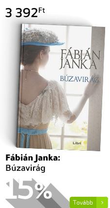 Fábián Janka: Búzavirág
