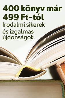 400 könyv már 499 Ft-tól