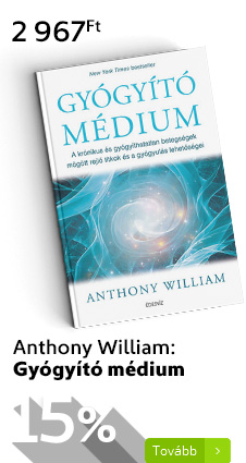 Anthony William: Gyógyító médium