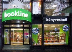 Bookline Oktogon