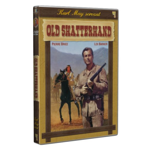 Old shatterhand karl may sorozat 4 bookline for Classic house zene