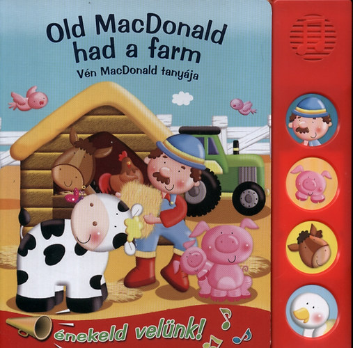 V n macdonald tany ja old macdonald had a farm bookline for Classic house zene