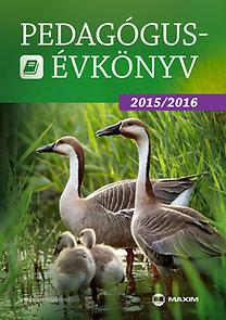 Pedagógusévkönyv 2015/2016