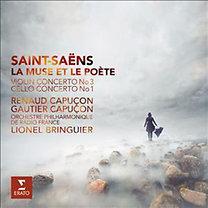 Saint-Saens: Saint-Saens - La Muse Et Le Poéte