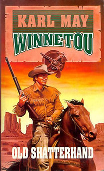 Karl may winnetou 1 old shatterhand bookline for Classic house zene