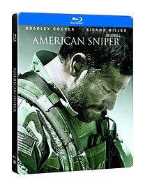 Amerikai mesterlövész - Blu-ray futurepack