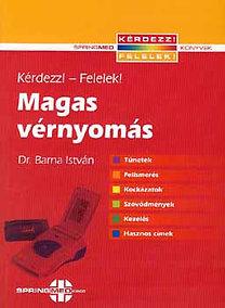 Dr. Barna István: Magas vérnyomás