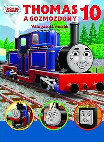 Thomas, a gőzmozdony - Válogatott mesék 10.