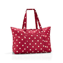 Reisenthel: Mini Maxi Travelbag | piros pöttyös