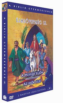 A Biblia gyermekeknek - Újszövetség: A Messiás Eljön - Az idők jelei