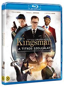 Kingsman: A titkos szolgálat - Blu-ray