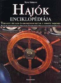 Tony Gibbons: Hajók enciklopédiája