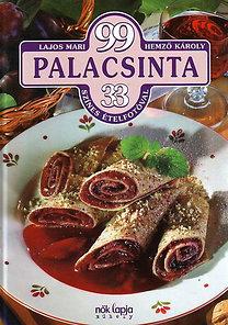Hemző Károly Lajos Mari: 99 palacsinta 33 színes ételfotóval