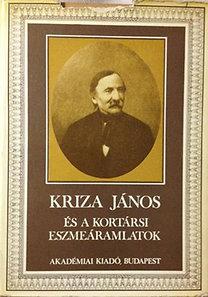 Kríza Ildikó (szerk.): Kriza János és a kortársi eszmeáramlatok - SÉRÜLT A BORÍTÓJA!