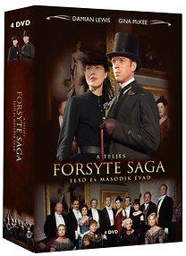 A Forsyte Saga - A teljes sorozat