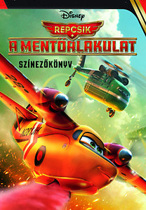 Disney - Repcsik 2 - A mentőalakulat - foglalkoztató - (D002SZ)