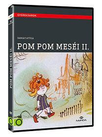 Pom Pom meséi 2. (MaNDA Kiadás) - Várható