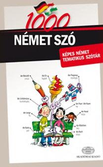Csábi Szilvia, Doba Dóra: 1000 német szó - Képes német tematikus szótár
