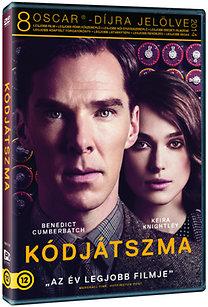 Kódjátszma - DVD