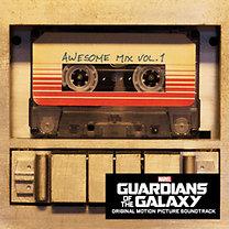 Válogatás: Filmzene: Guardians of the Galaxy (A Galaxis őrzői) - CD