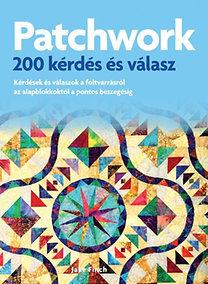 Jake Finch: Patchwork - 200 kérdés és válasz