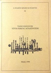 Halmágyi Pál: Tanulmányok - Tóth Ferenc Köszöntése