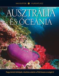 Navigátor Világatlasz - Ausztrália és Óceánia
