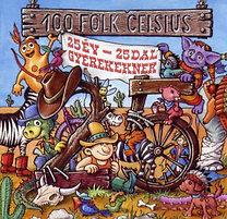100 Folk Celsius: 25 év - 25 dal gyerekeknek - CD