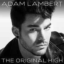 Adam Lambert: The Original High (Deluxe) - CD