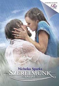 Nicholas Sparks: Szerelmünk lapjai