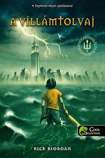 Rick Riordan: Percy Jackson és az olimposziak 1. - A villámtolvaj
