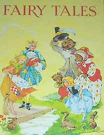 Fairy Tales - Illustrated by Rene Cloke