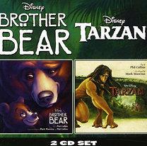 Filmzene: Brother Bear Original Soundtrack / Tarzan Original Soundtrack
