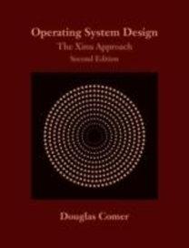 Comer, Douglas: Operating System Design