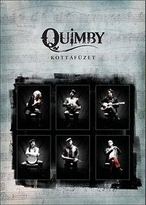 Quimby kottafüzet