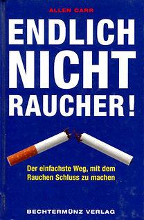 Allen Carr: Endlich Nicht Raucher!